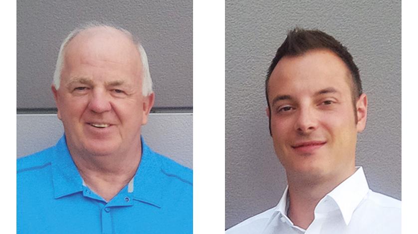 Larry Harper e Michael Muth, WIKA EUA
