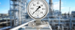 Measurement of low pressures