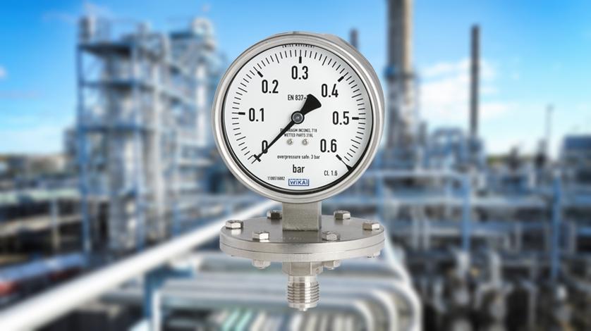 Measurement of low pressures