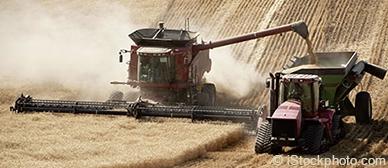 Vigas de tensão na indústria agrícola