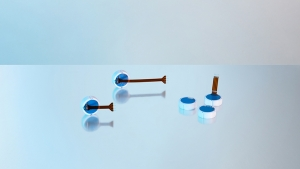 Integração do sensor de pressão cerâmico