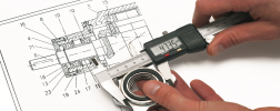 Calibration of length measuring instruments