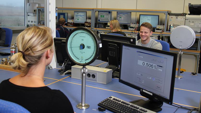 calibration laboratory WIKA