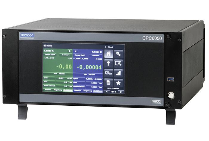 Controlador de pressão, modelo CPC6050
