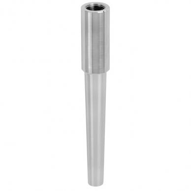 Poço termométrico para solda (usinado de barra), modelo TW20