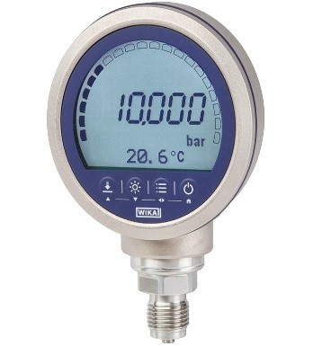 Manômetro digital de precisão, modelo, CPG 1500