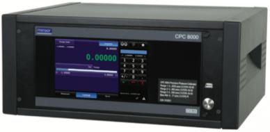 Controlador de pressão high-end CPC8000