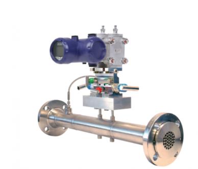Medidor de vazão modelo HHR Propak™
