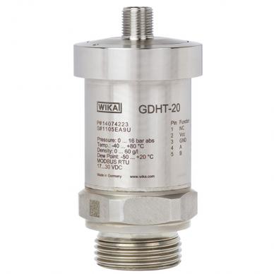Transmissor para monitoramento online, modelo GDHT-20