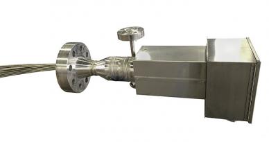 Sensor multiponto flexível, modelo TC96-R