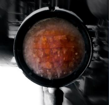 Efeito da temperatura extrema no medidor de pressão